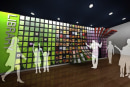 Architects imagine a wall of iPads