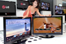LG unveils four new HDTVs with built-in DVRs