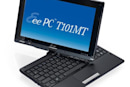 ASUS gets official with swivel-screen multitouch Eee PC T101MT