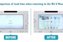 Nintendo video shows off Wii U speed improvement coming in April update