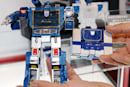 Takara Tomy's Transformers MP3 player gets photographed