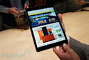 iPad Air hands-on (update: video)