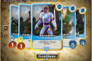 Kids webcomic Dreamland Chronicles gets trading card game for iPad