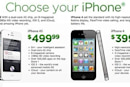Cricket prepaid iPhone sales begin today