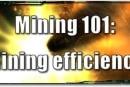 EVE Evolved: Mining 101 -- Mining efficiency