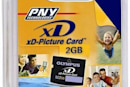 PNY and Olympus team up to release 2GB xD-Picture Card
