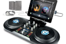 iDJ Live gives your iPad two turntables, microphone not included