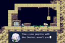 One very worthwhile Cave Story screen