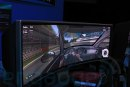 NEC has its own 2880x900 curved gaming display