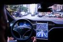 Tesla's big Autopilot update reaches a handful of cars