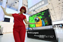 Samsung shows off 98-, 110-inch Ultra HDTVs at IFA 2013, teases 4K OLED