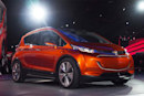Chevy is making its long-range Bolt EV concept car a reality