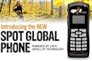 Spot satellite-powered Global Phone keeps adventurers connected for $499