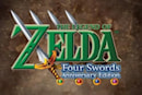 Zelda: Four Swords free on 3DS eShop this weekend