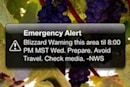 National Weather Service alerts arriving on iPhone 5 (Updated)