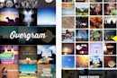 Over releases Overgram, a free version of its popular text-over-photo app