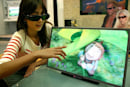 LG first to hit mass production with Full HD 3D LCD monitors