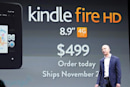Amazon announces $499 Kindle Fire HD with 4G LTE, $50 a year for 250MB monthly