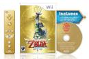 Nintendo's Legend of Zelda: Skyward Sword and golden Wiimote headed for November 20th release