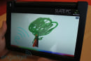 Stantum multitouch Slate PC prototype hands-on