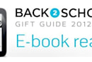Engadget's back to school guide 2012: e-readers