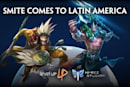 SMITE packs its bags for Latin America and Brazil