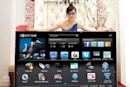 Samsung's 75-inch D9500 3D TV announced for Korea, doubles as wind shield (updated)