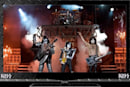 Kiss releases LED HDTV, because it's criminal to view Paul's Starchild makeup any other way