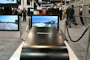Pioneer prototype laser-based heads-up display with Android hands-on (video)