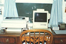 The sexiest Mac desk you'll ever see... from 1988