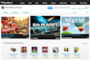 BlackBerry World music and video offerings detailed, next day downloads for TV