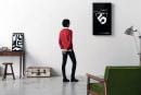 Framed gesture-controlled digital canvas debuts on Kickstarter, starting at $399