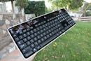 Logitech unveils wireless solar keyboard K750, does away with batteries for good