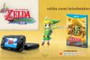 Legend of Zelda: the Wind Waker HD Wii U Deluxe bundle leaked, teases gold trim