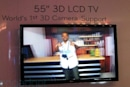 LG's 55-inch 3DTV is 3D (photo) ready too