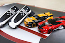 Real FX lets you race against robot toy cars, no mobile app required