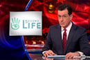 Colbert tackles NSA spying in Second Life