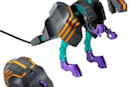 Trypticon Transforming Laser Mouse is here to destroy Autobots, carpal tunnels
