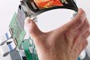 Wrist-worn flexible OLED prototype is for the military, but kids like it too