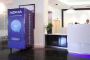Nokia's Foursquare-enabled vending machine offers free smartphones, Butterfingers (video)