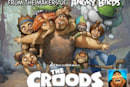 Rovio releasing a game based on The Croods movie