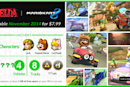 Mario Kart 8 DLC packs priced $8 each, $12 2-in-1 bundle