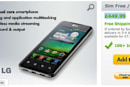 LG's dual-core Optimus 2X superphone now available from Expansys