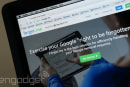 Forget.me makes it slightly easier to wipe yourself from Google's memory