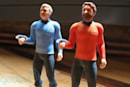 3D Systems will turn you into a Star Trek figure for $70, we go faces-on (video)