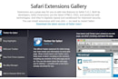 Apple releases Safari 5.0.1, Extensions Gallery now open