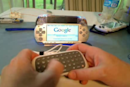 PSP and 360 Chatpad are a match hacked in heaven