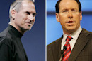 Jobs not sure iPhone will meet demand, is subtly targeting the suits