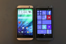 Meet the HTC One M8's Windows Phone twin brother