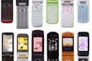 KDDI throws down endless onslaught of new phones